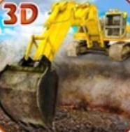 砂子挖掘机模拟器3Dv1.0.9