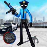 火柴人真实警察模拟器