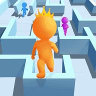 小人迷宫赛跑