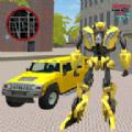 超级黄金机器人