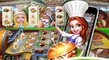 好玩的美食制作游戏推荐