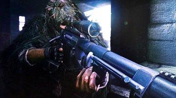 最真实的3D狙击游戏合集