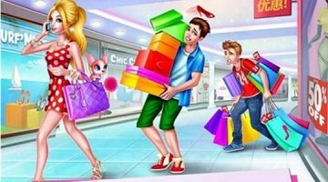 女生购物游戏大全