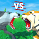 狼vs老虎生存模拟器