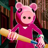 小猪奥比房子逃生