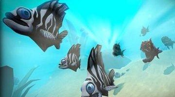 鱼类游戏大全