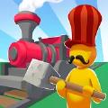 矿工小火车