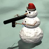 雪人射击战