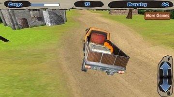 模拟驾驶货车游戏合集