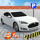 现代汽车驾驶停车场模拟器