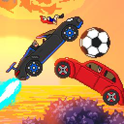像素飞车足球联盟