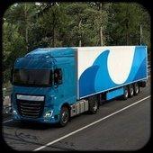专业的卡车司机