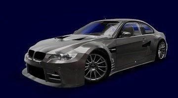 模拟真实的3D赛车游戏