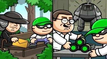 小偷题材游戏合集