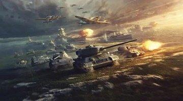 坦克战争类游戏合集
