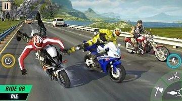 摩托车手机版单机游戏