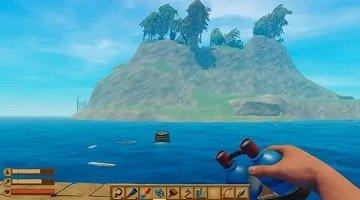 海岛生存类游戏合集