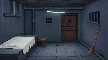 逃出监狱的游戏