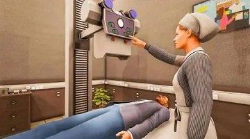 模拟医生做手术的游戏