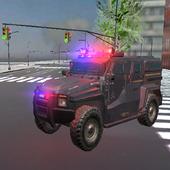 国际特警汽车