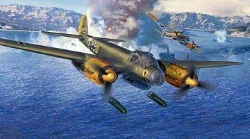 轰炸机游戏